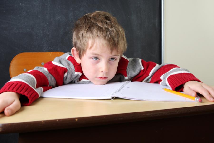 disengaged student